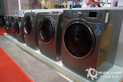 东部大宇电子的滚筒洗衣机
