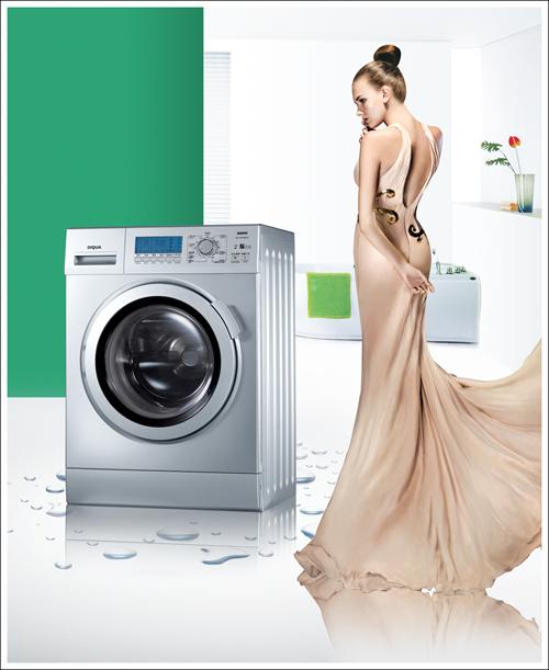 洗衣机全智能时代到来 智能互联成潮流