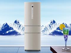 细菌异味全不在 夏普无霜三门冰箱评测