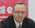"""盖尔克:滁州基地助博西实现""""中国梦"""""""