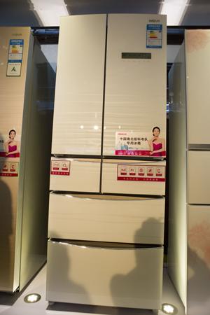 帝度多门冰箱