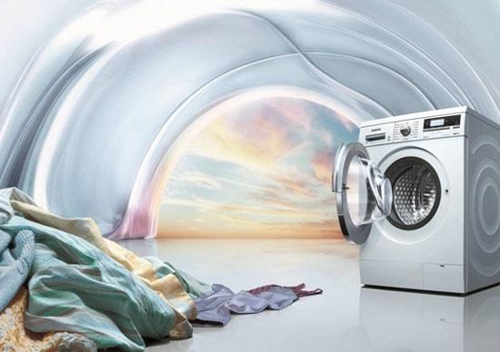 海尔,小天鹅等品牌正在将智能洗衣机推向