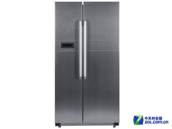 603L对开门冰箱 帝度BCD-603WD售7998元