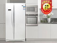 革命性无霜科技 倍科欧式对开门冰箱评测