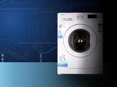 精湛工艺卓越品质 倍科滚筒洗衣机评测
