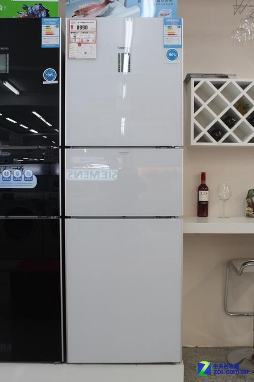 独立三循环制冷系统 西门子三门冰箱