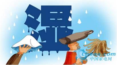 外湿是由于天气潮湿或涉水淋雨或居家潮湿,使外来水湿入侵人体而引起