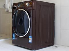 变频动力洁净大不同 海信滚筒洗衣机评测