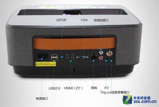 LED光源1080p 飞利浦HDP1590投影促销高清图片
