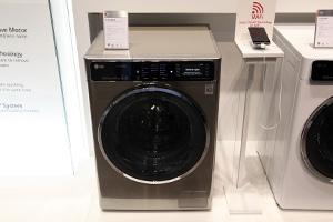 LG智能滾筒洗衣機