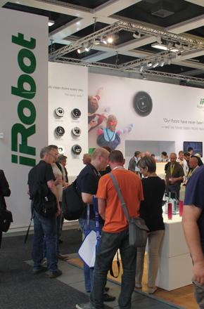 IFA2014:吸塵器機器人譜寫智能生活