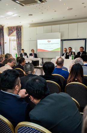 AWE拋國際化戰略 德國舉行首次國際推介會
