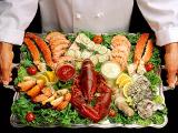 金秋海鲜季:吃海鲜赏美景 生活如此惬意