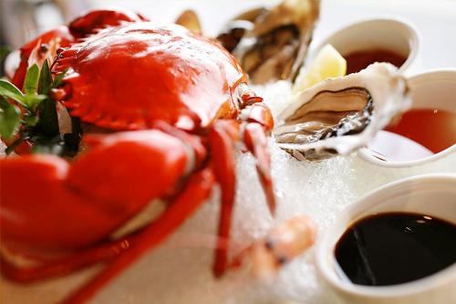 海的味道在这里 有滋有味海鲜季