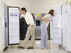 国庆购物好时机 高品质三门冰箱推荐