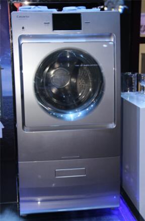 卡萨帝云裳洗衣机