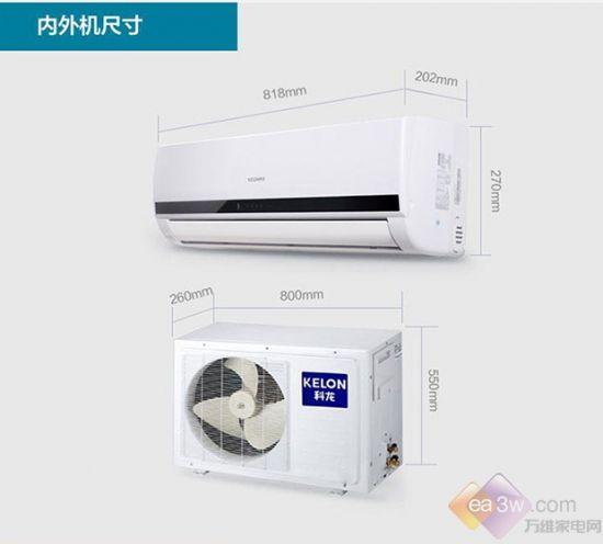 空调采用独有双高效压缩机,fc第三代独立清洁技术和365d强力杀菌滤网