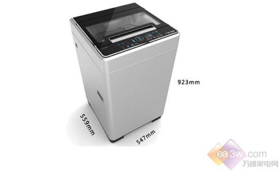 智能模糊控制 三洋3d变频洗衣机钜惠购