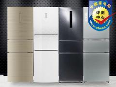 中德日韩巅峰对决 4款三开门冰箱年度横评