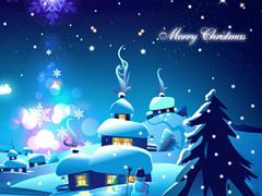 温馨暖冬 一起过个安逸的圣诞节!