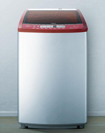 图为:澳柯玛全自动洗衣机