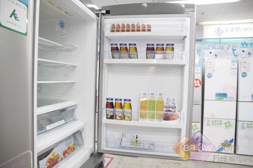 美菱风冷冰箱价不高