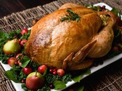 感恩节美味不可少 准备大餐千万别忘净水