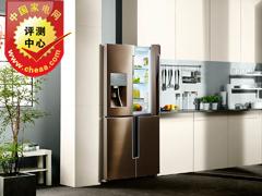 精控温双心脏 三星豪华品式多门冰箱评测