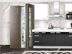 贵有贵的道理 高品质对开门冰箱显档次