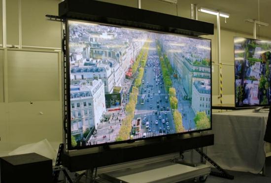 夏普8K液晶电视