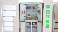 美菱變頻冰箱新品亮相