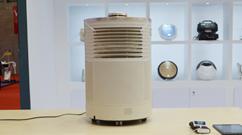 科沃斯空氣凈化機器人