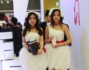 京東展廳模特