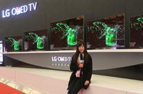 LG展臺4K曲面OLEDl領銜