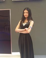 LG展廳模特