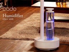 家里的艺术品 CADO抗菌加湿器HM-C400