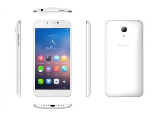 高配置低价格海信大拿手机5.20发布不低调