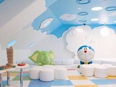 哆啦a梦伴我同行 童年梦想的未来的炉灶
