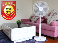 品质生活健康时尚美的变频遥控电风扇评测