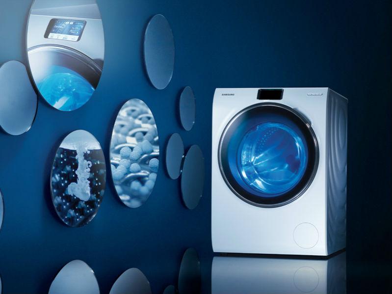 颠覆洗衣习惯 三星WW9000洗衣机赏析