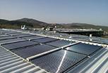 近日空气能企业不断中标热水工程项目