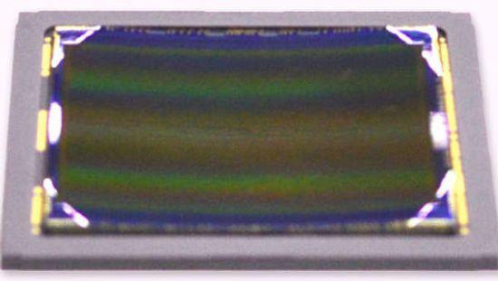 索尼曲面传感器样张曝光 已进入试制阶段