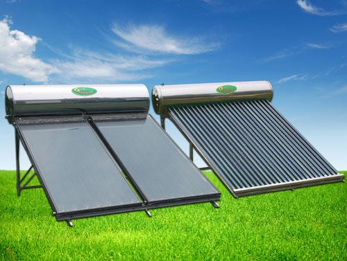 选择太阳能热水器 安装维护不可马虎