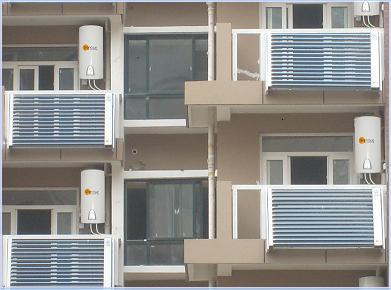 浅析我国阳台壁挂式太阳能技术现状