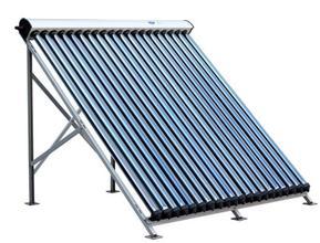 壁挂式太阳能热水器如何装置固定集热器