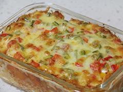 厨味第八期:健康美味番茄鸡肉浓情焗饭