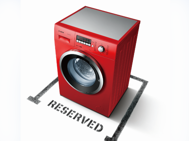 红顶大奖获奖产品展示--博世滚筒洗衣机