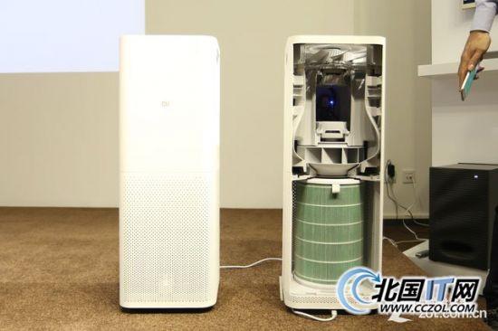 小米空气净化器促销价999元