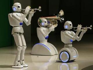 广东企业争做机器人 美的开辟产业第二跑道