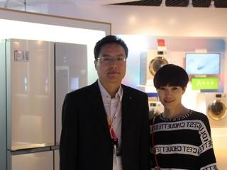 陳衛東:TCL冰洗也欲拓展國際市場